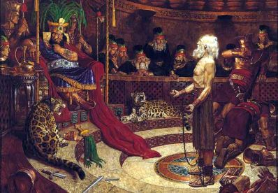 small_Abinabi Preaches To King Noah