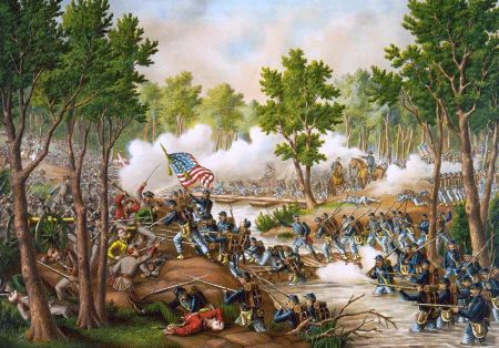 Battle of Spottsylvania