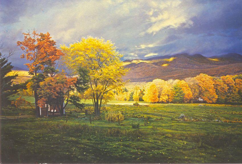 Marcia's House, Vermont