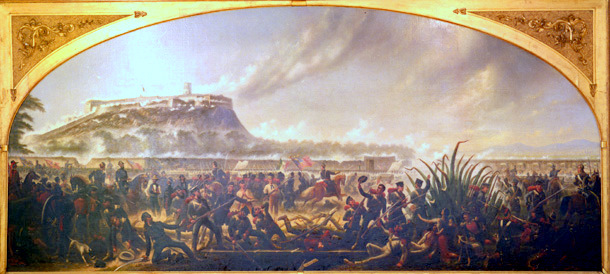 The Battle of Chapultepec (Storming Of Chapultepec)