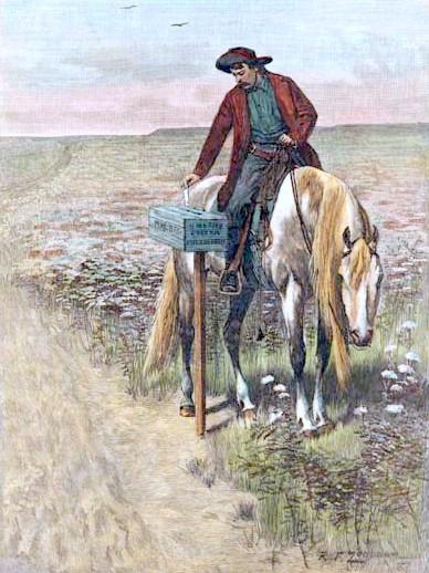 The Prairie Letter-Box