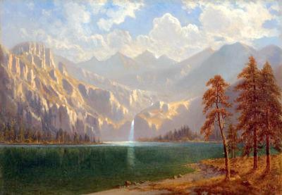 In Yosemite