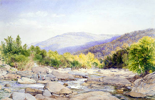 View Of Catskill Creek