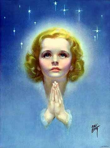 Lost In Prayer