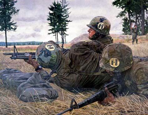 M60 Squad Tactics