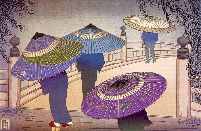 Rain Blossoms