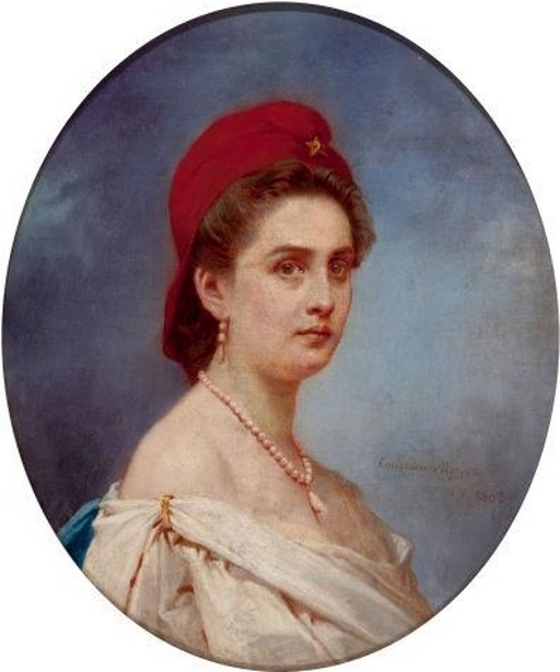 Woman In A Red Liberty Cap