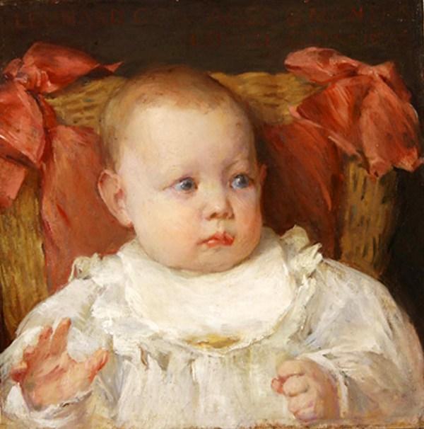 Leonard Cox (The Artist's Son)