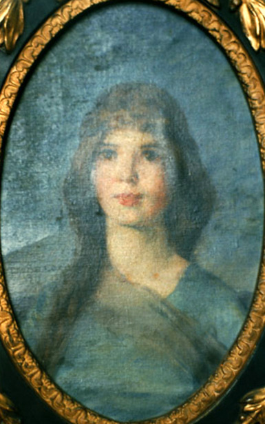 The Artist's Daughter (Caroline)