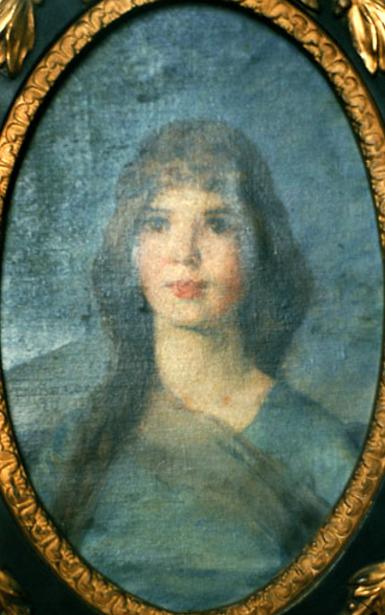 The Artist's Daughter (Caroline)