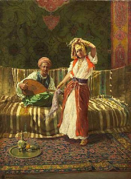 Addison Thomas Millar 1850 1913 171 American Gallery