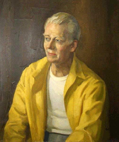 Portrait Of Barry Bart