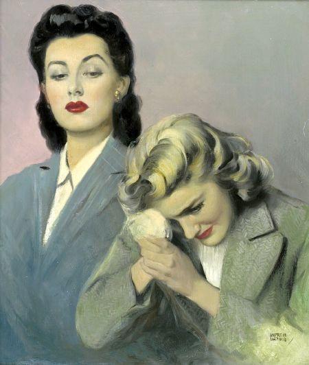 Andrew Loomis 1892 1959 171 American Gallery