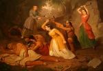 Hannah Duston Killing Indians