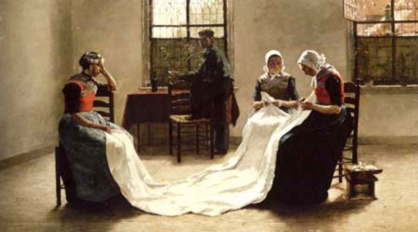 The Lacemaking