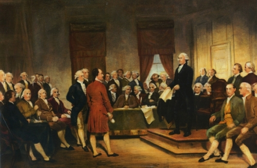 Washington As Statesman At The Constitutional Convention