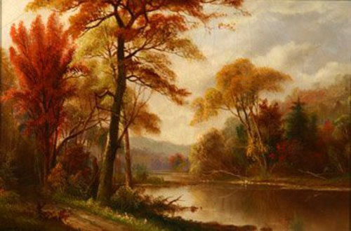 Fall River Landscape