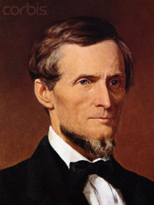 images of jefferson davis