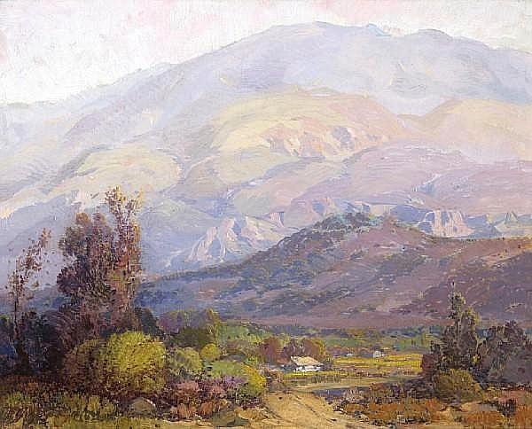 Morning Light, Santa Paula, California