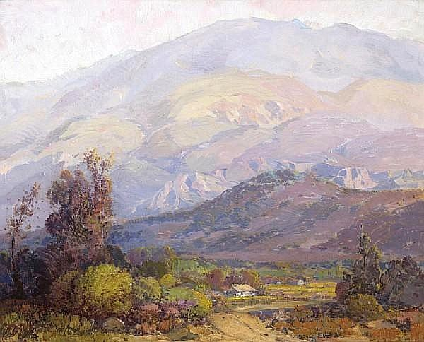 Morning Light, Santa Paula, California