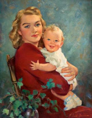 Frederick Sands Brunner (1886 – 1954) « AMERICAN GALLERY