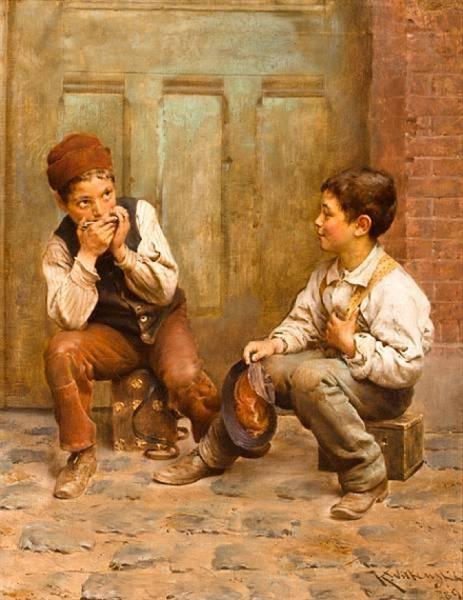 Shoeshine Boys