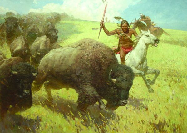 http://americangallery.files.wordpress.com/2010/05/small_bison-hunting.jpg?w=599&h=425&h=425