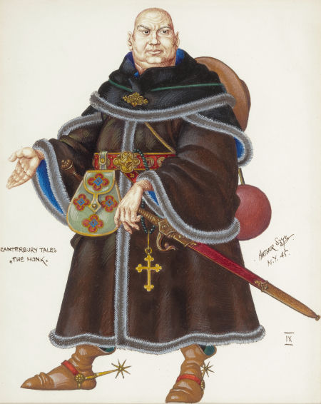 The Franklin Canterbury Tales Essay Ideas - image 6