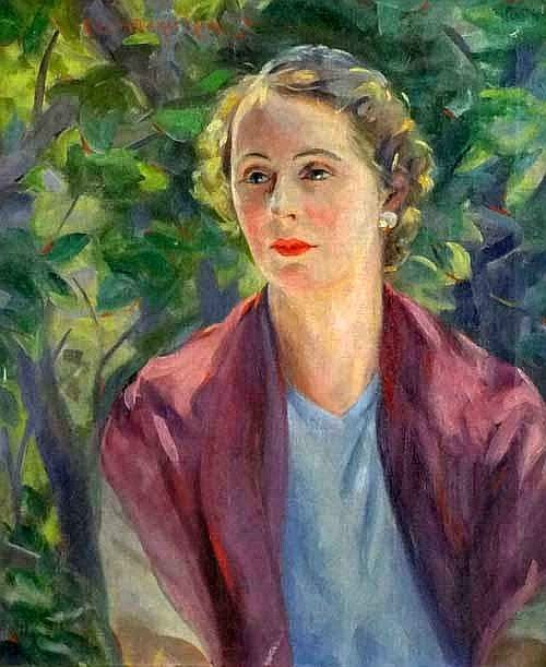 Miss Nina Nicholson