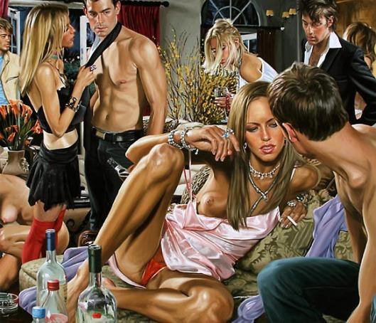 свинг фото вечеринок