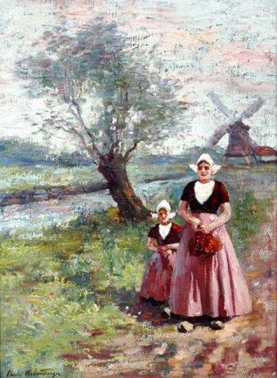 Dutch Scene