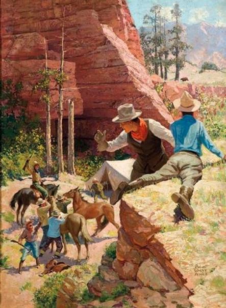 Hunting Wild Bear