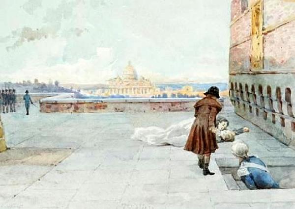 Scene From Tosca