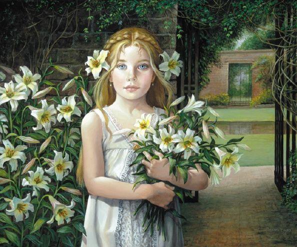 small angel child?w594&amph494 - my art galery...