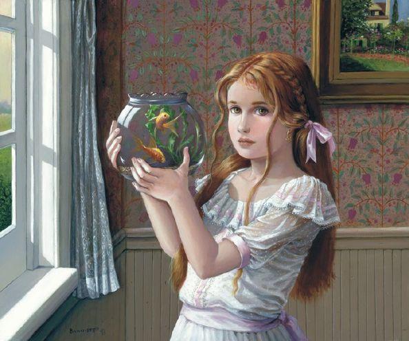 small goldfish?w594&amph496 - my art galery...