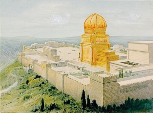 The Temple Of Solomon, Restored