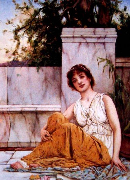 Roman Maiden
