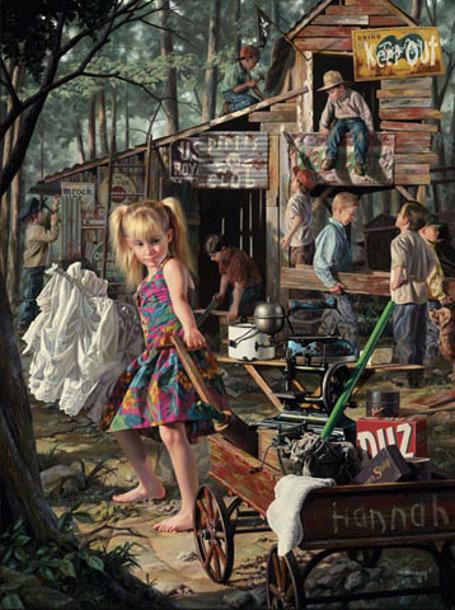 Bob Byerley 1941 171 American Gallery