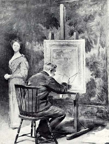 The Studio Portrait