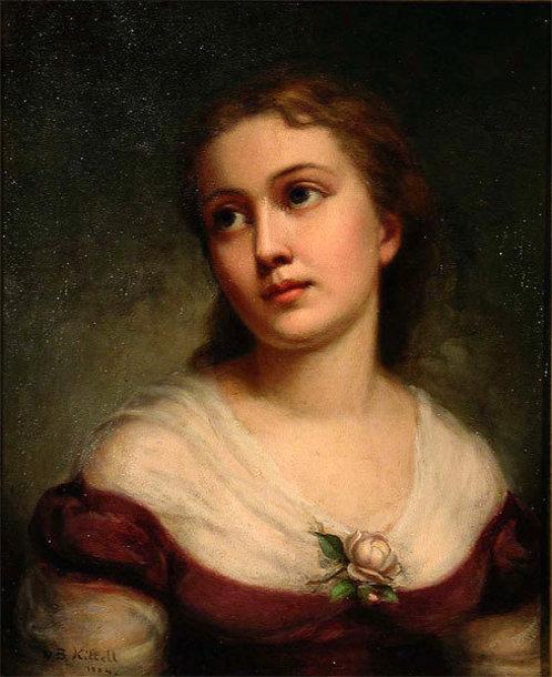 Kittell Nicholas Biddle American Gallery 19th Century