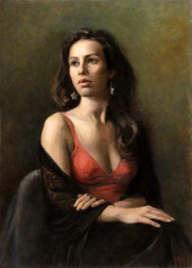 Elisa, Portrait Of A Dancer