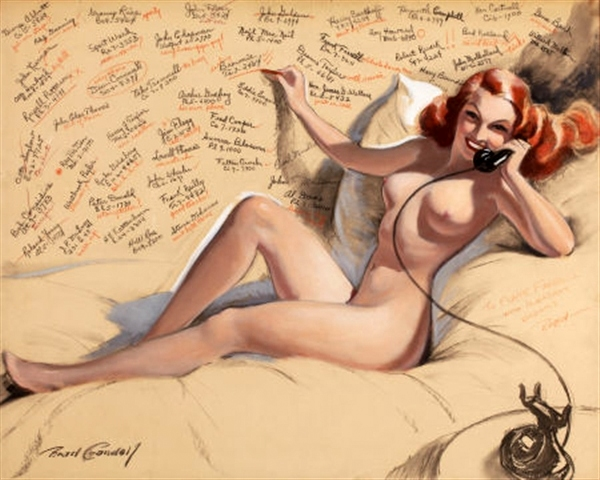 Erotic paintings of sergey marshennikov 1 - 2 4