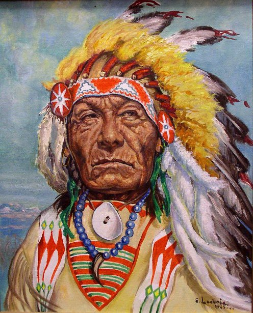 Chief Dewey Beard