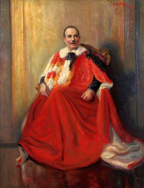 Assez Walter Ernest Tittle (1883 – 1966) « AMERICAN GALLERY MO33