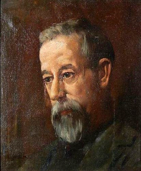 Portrait Of A Bearded Man (wrongly thought to be a self-portrait)