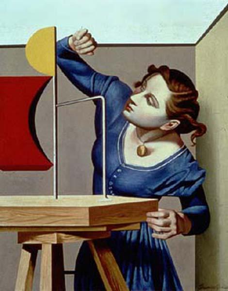 david cooke sculpture. Woman With Sculpture