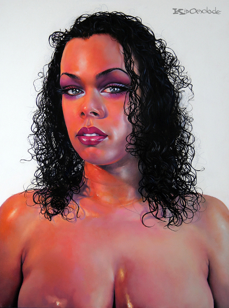 Resha antony nude