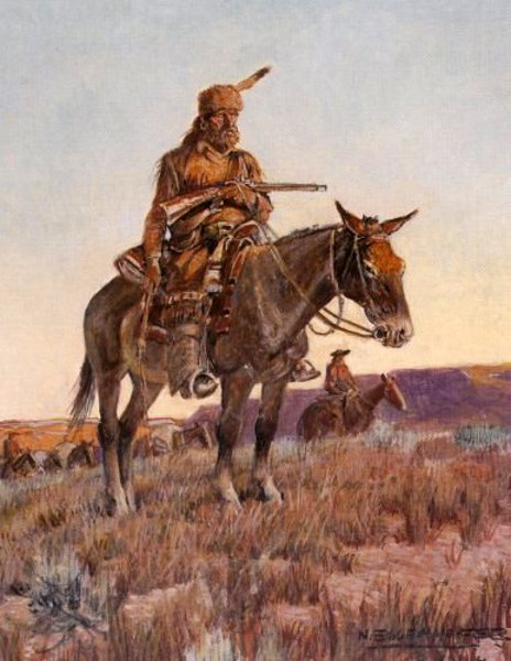 a biography of jim bridger a legendary frontiersman How much of the legend is true is uncertain, as the story was often  like in the  movie, hugh glass was a skilled fur trapper and frontiersman  these men were  john fitzgerald and the younger jim bridger, portrayed in the movie by tom.