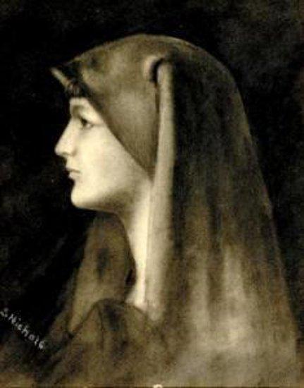 Zena na slikarskom platnu - Page 3 Portrait-of-a-woman