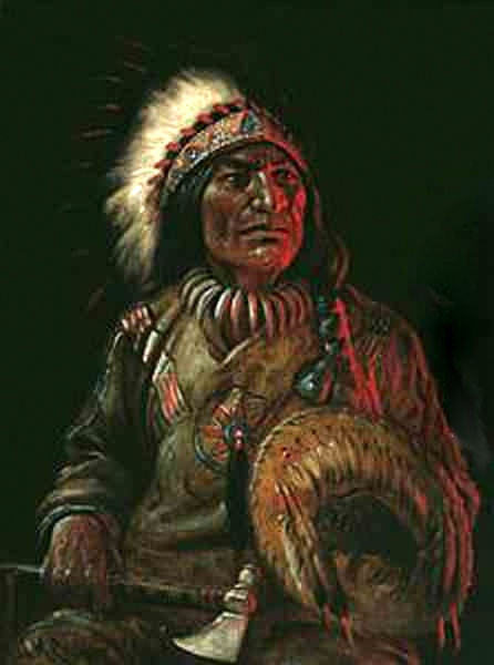 Chief Sleeping Bear